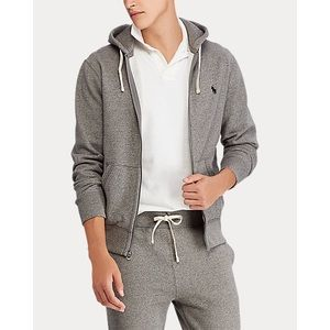 NWT Polo Ralph Lauren full zip hoodie Lrg